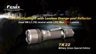 TK22 Military GREEN 680лм